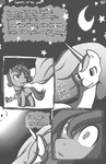 Secrets of the Past: Pg1 by PonySocialExperiment
