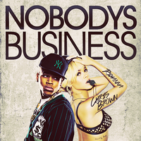 Rihanna feat Chris Brown - Nobodys Business Cover by GaGanthony