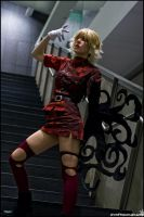 Blood Seras by GenericPhotoninja
