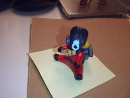 Team Fortress 2 - Baby Pyro 4 by 2twoproductions