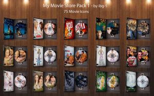 My Movie Store DVDs Pack 1 by ibg-5