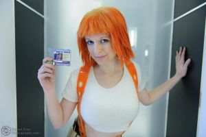 Mutipass - The Fifth Element by EveilleCosplay