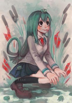 Tsuyu by DrawKill