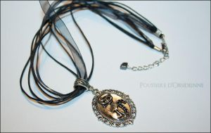 Collier Feline by PoussiereObsidienne
