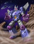 Cyclonus by MarceloMatere
