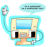 THE COMPUTERY GUY! by DJ-Artz101