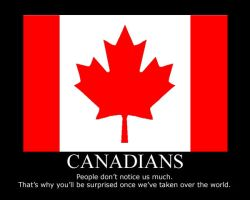we are canadian by CanadaLeaf7