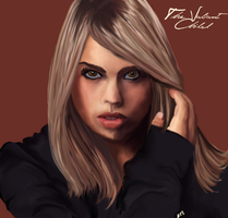 Rose Tyler: The Valiant Child by VegaOfTheLyre