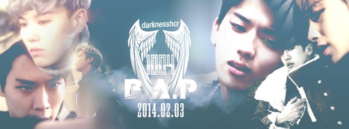 B.A.P 1004 Facebook Time Cover by darknesshcr