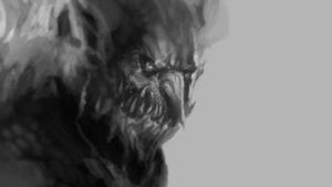 Troll Face Study 20130128 by cyl1981