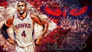 Paul Millsap 1920x1080 by NBAART