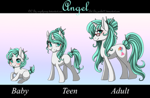 Contest Entry for AngelGroup by Pocki07