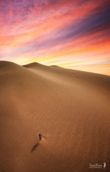 Magic Dunes by outstar1979