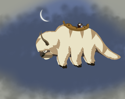 A Magic Appa Ride by CindyRex