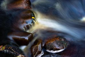 Water On Stones by Nitrok