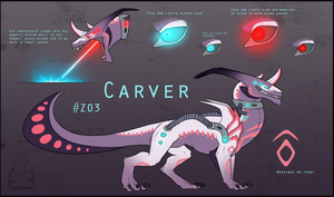Carver (#Z03) Reference by Dragoono