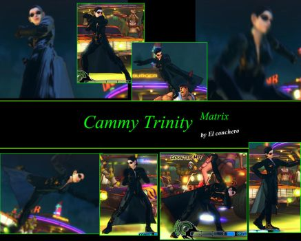Cammy Trinity Matrix MOD by elconchero