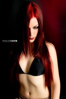 Seeing red by philip-faith