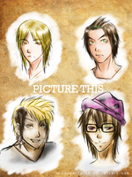 PICTURE THIS fanart by animemaniac88