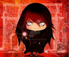 Acheron - Chibi by Rofer96