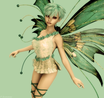 Mulberry Faerie by FakeSummer