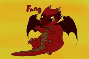 Avatar Animal Babies: Fang by the-rose-of-tralee
