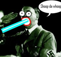 Shoop da whoop hitler by darnasis