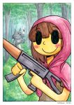 Don't Judge the Girl by her Red Hood by Porforever
