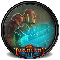 Torchlight 2 Game Icon by Zakafein