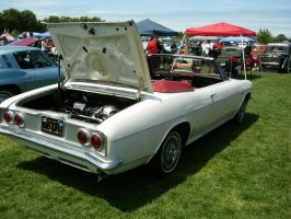 Top Down Corvair Turbo Convertible by RoadTripDog