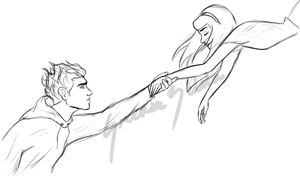 Don't Let Go - WIP by GreaseZelda