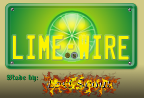 Limewire U.S.Plate by LastScout