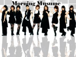 Morning Musume - Resonant Blue by xiangua