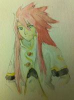 +Tales of the Abyss - Luke + by Ceraira