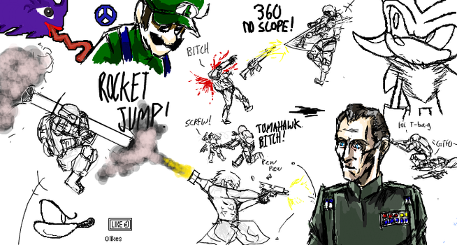 iscribble-16 by infamously-dorky