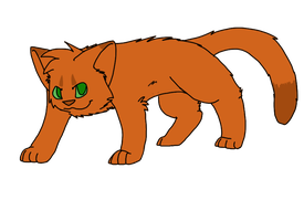 Firestar by PerpetualBlade