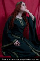 Medieval Cape Stock VI by DanielleFioreModel