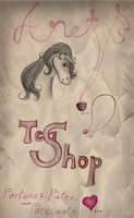 Anet's Tea Shop by FlockofFlamingos