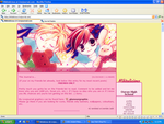 Ouran Host Club Layout by Nikkerdoodle