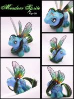 Custom - Baby Meadow Sprite - by pop-girl