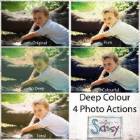 Deep Colour Photoshop Actions by designsbysassy