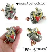 Love Struck by monsterkookies