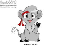 Lukino Il Leoncino by StePandy