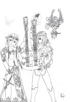 Zelda - LLR'n'R - 2nd by TheLandoBros