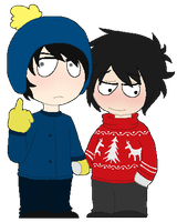 Merry Christmas CragTuckerFTW by asking-avi