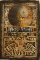 Trick R Treat Poster by kurios