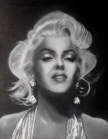 Marilyn Monroe by Mark-Duffy