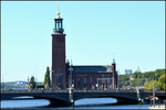 Stockholm City Hall by Neutral-Dreamer