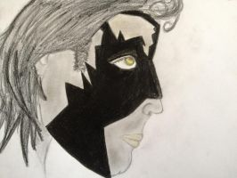 Krrish, masked Hrithik by UNoWhoOwnsArt