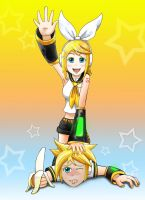 Playing with Len by Kur966